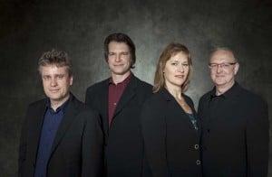 Gothic Voices (Steven Harrold, Julian Podger, Catherine King, Stephen Charlsworth)